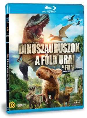 Dinoszauruszok - A Föld urai (Blu-ray)