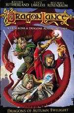 DragonLance - Az őszi alkony sárkányai