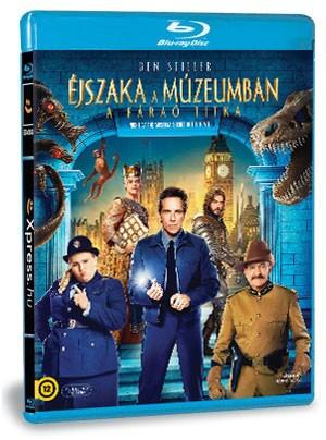 Éjszaka a múzeumban: A fáraó titka (Blu-ray)