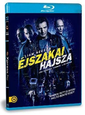 Éjszakai hajsza (Blu-ray)