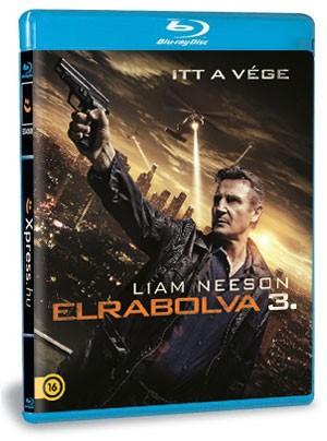 Elrabolva 3. (Blu-ray)