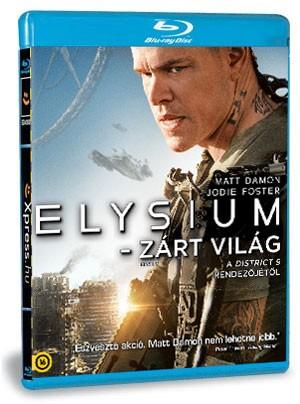 Elysium - Zárt világ (Blu-ray)