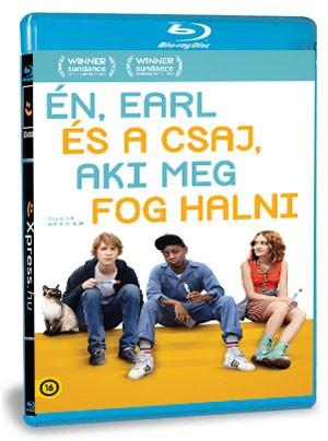Én, Earl és a csaj, aki meg fog halni (Blu-ray)