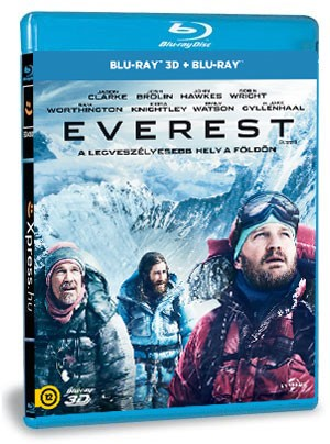 Everest (BD3D+BD) (Blu-ray)