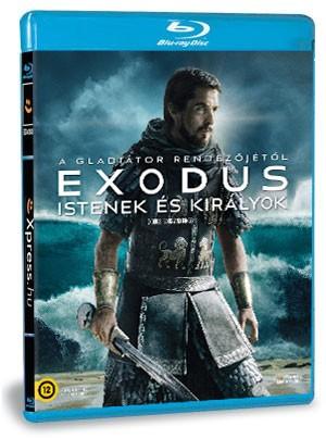 Exodus: Istenek és királyok (Blu-ray)