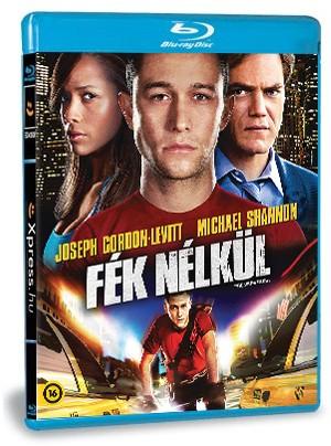 Fék nélkül (Blu-ray)