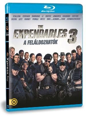 The Expendables - A feláldozhatók 3. (Blu-ray)
