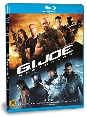 G.I. Joe - Megtorlás (Blu-ray)