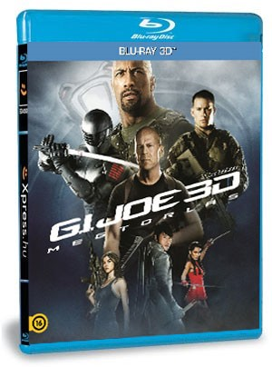 G.I. Joe - Megtorlás (BD3D) (Blu-ray)