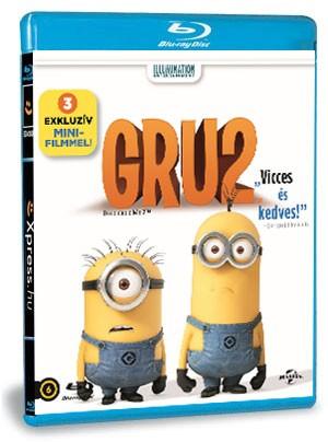 Gru 2. (Blu-ray)