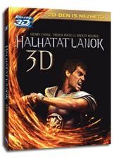 Halhatatlanok 3D és 2D (Blu-ray)