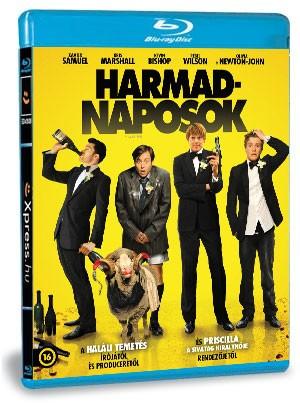 Harmadnaposok (Blu-ray)