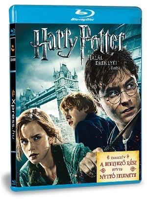 Harry Potter és a Halál ereklyéi - 1 rész (Blu-ray)