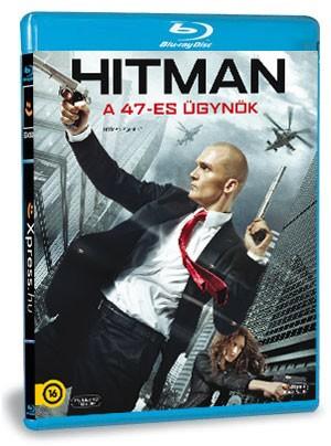 Hitman: A 47-es ügynök (Blu-ray)
