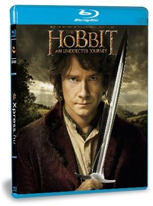 A hobbit - Váratlan utazás (Blu-ray)