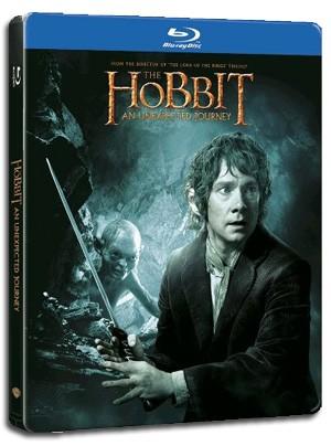 A hobbit - Váratlan utazás (Blu-ray) 3D