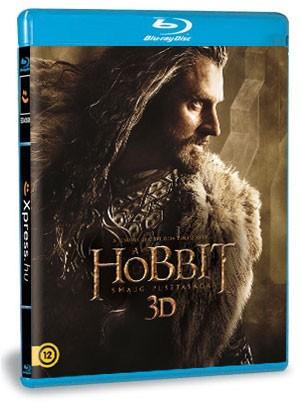 A hobbit - Smaug pusztasága (Blu-ray) 3D
