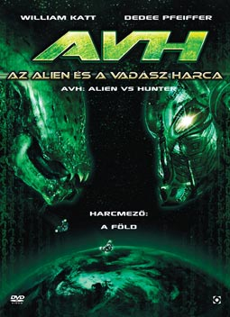 Az Alien és a vadász harca