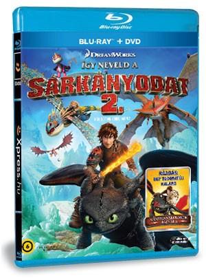 Így neveld a sárkányodat 2. (Blu-ray)