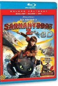 Így neveld a sárkányodat 2. 3D (Blu-ray)