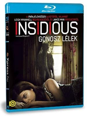 Insidious: Gonosz lélek (Blu-ray)