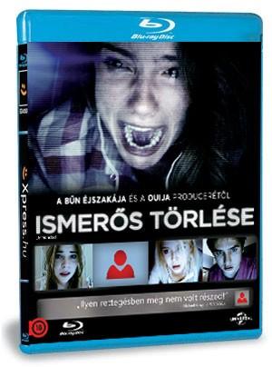 Ismerős törlése (Blu-ray)