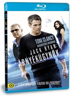 Jack Ryan: Árnyékügynök (Blu-ray)