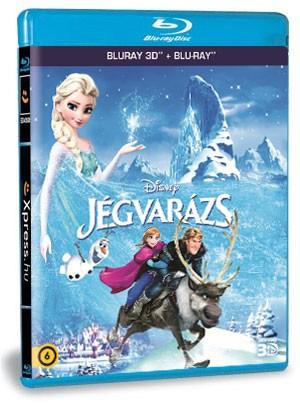 Jégvarázs (BD3D+BD) (Blu-ray)