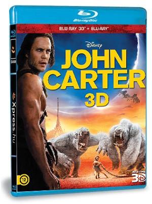 John Carter 3D 2D (Blu-ray)
