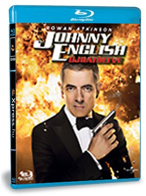 Johnny English újratöltve (Blu-ray)