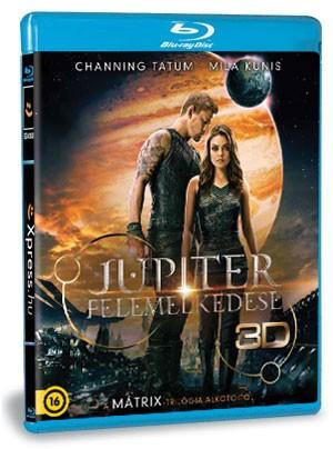 Jupiter felemelkedése (BD3D + BD) (Blu-ray)