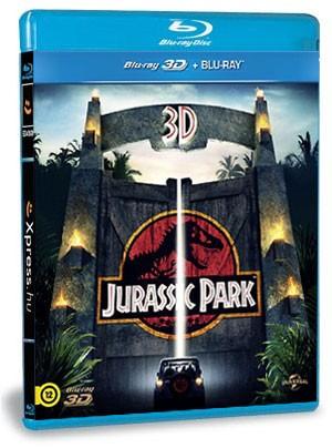 Jurassic Park (BD3D+BD) (Blu-ray)