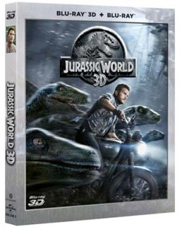 Jurassic World (BD3D+BD) (Blu-ray)