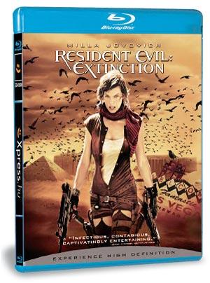 A Kaptár 3. - Teljes pusztulás (Blu-ray)