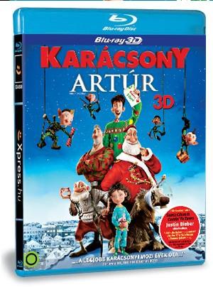 Karácsony Artúr (BD3D) (Blu-ray)