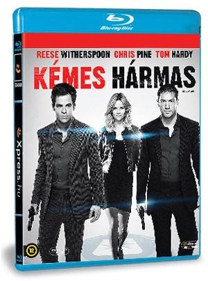Kémes hármas (Blu-ray)