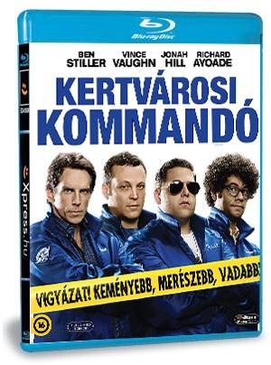 Kertvárosi kommandó (Blu-ray)