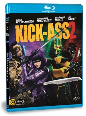 Kick-Ass 2. (Ha/Ver 2.) (Blu-ray)