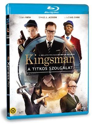 Kingsman: A titkos szolgálat (Blu-ray)