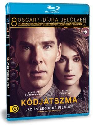 Kódjátszma (Blu-ray)