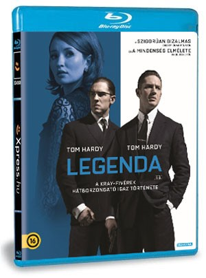 Legenda (2015) (Blu-ray)