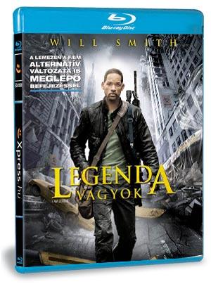 Legenda vagyok (Blu-ray)
