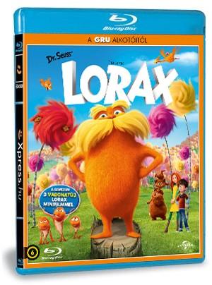 Lorax 3D (Blu-ray)