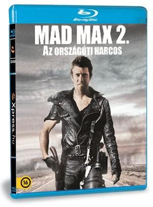 Mad Max 2.: Az országúti harcos (Blu-ray)