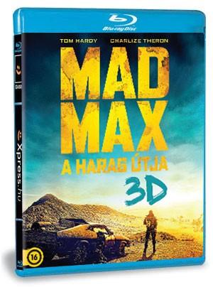 Mad Max: A harag útja (BD3D+BD) (Blu-ray)