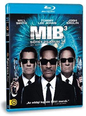 Men In Black - Sötét zsaruk 3. 3D (Blu-ray)