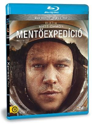 Mentőexpedíció (BD3D+BD) (Blu-ray)