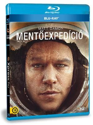 Mentőexpedíció (Blu-ray)