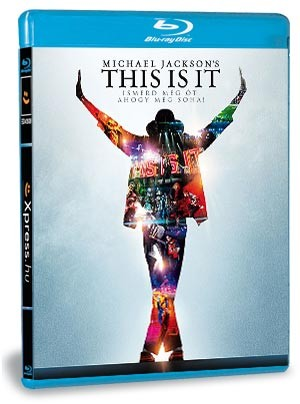 Michael Jackson - This Is It (Blu-ray)