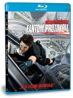 Mission: Impossible - Fantom Protokoll (Blu-ray)